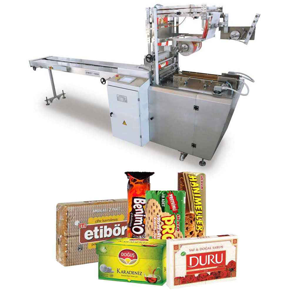Overwrapping Envelope Type Packaging Machine