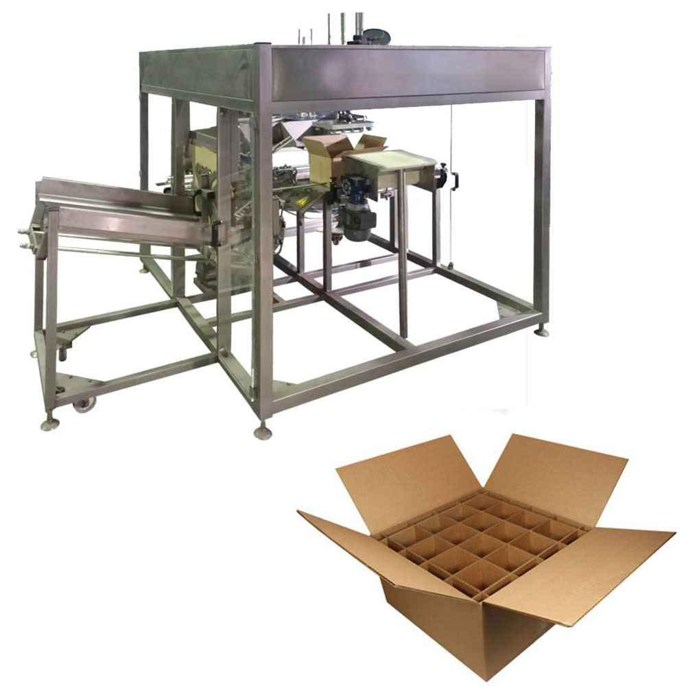 Carton Boxing Machine