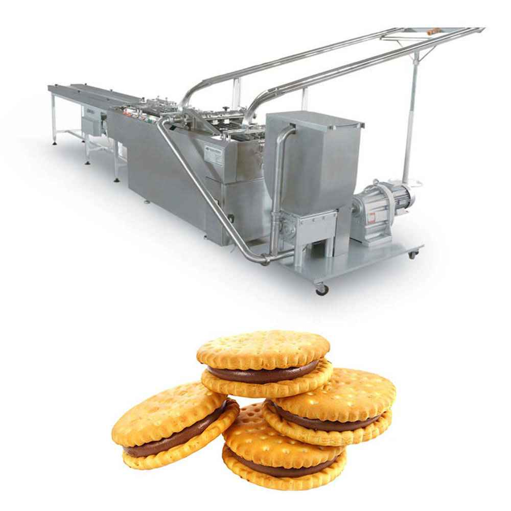 Biscuit Cream Sandwiching Machine