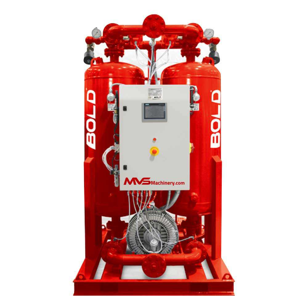 BDB Series Heated Chemical Air Dryers