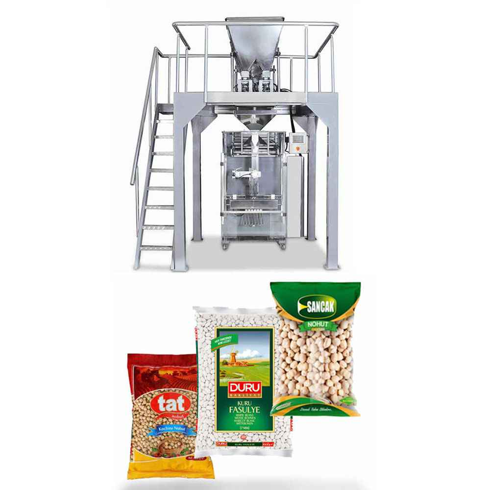 Legumes Packaging Machine